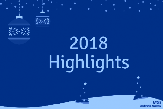 2018 Highlights